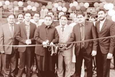 اربن ڈویلپرز کی جانب سے حالی روڈ گلبرگ میں آئی ٹی کے سب سے بڑے مرکز کا افتتاح