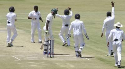 سری لنکا کا زمبابوے کیخلاف کلین سویپ