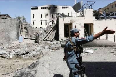 افغانستان: جرمن قونصل خانے پر خودکش حملے میں ہلاکتیں 6 ہو گئیں' 80 زخمی
