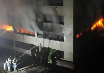 نئی دہلی: گارمنٹس فیکٹری میں آتشزدگی، 13 افراد ہلاک، 3 زخمی