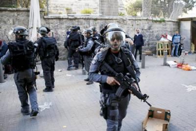 اسرائیلی فوج کا مقبوضہ علاقوں میں کریک ڈاؤن، 20 فلسطینی گرفتار