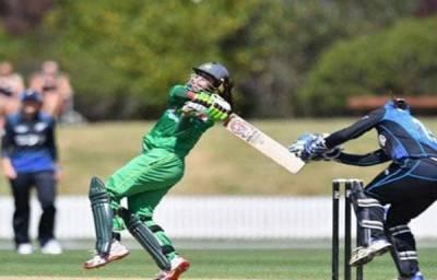ویمنز کرکٹ: نیوزی لینڈ نے پاکستان کو دوسرا ون ڈے میچ بھی ہرا دیا