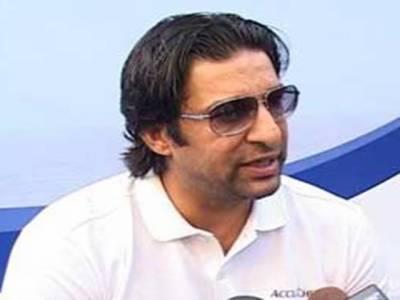 عامر کی رفتار برقرار لیکن سوئنگ میں کمی ہوئی ہے: وسیم اکرم