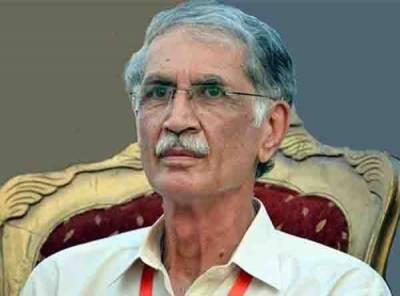 سی پیک پر وزیراعظم آل پارٹیز قائدین کو مطمئن کریں: پرویز خٹک