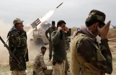 افغانستان : سکیورٹی فورسز کی کارروائیاں' داعش کے 33 جنگجوﺅں سمیت 55 شدت پسند ہلاک