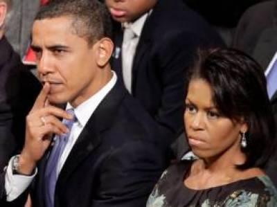 مشل کبھی صدارتی انتخاب نہیں لڑیں گی: اوباما