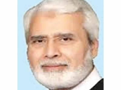خواجہ احمد حسان کی نااہلی کیلئے درخواست پر سماعت امیدوار میئر کے وکیل سے مزید دلائل طلب