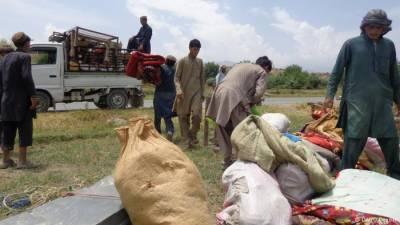 بدامنی : رواں برس 5 لاکھ سے زائد افغان بے گھر ہو گئے : رپورٹ