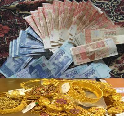 کراچی: خاتون کے سامان سے 40 لاکھ روپے کا سونا، موبائل فونز برآمد، اسلام آباد ائرپورٹ سے کرنسی سمگلنگ کا امکان