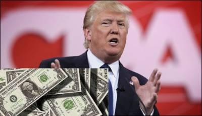 ٹرمپ کی تقریب حلف برداری میں شرکت کیلئے ٹکٹ 25 ہزار ڈالر کا ہو گا