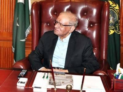 گورنر سندھ کی صحت پہلے سے بہتر ہے: ترجمان