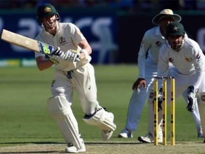 برسبین ٹیسٹ : آسٹریلیا 429 پر آﺅٹ' پاکستان کو فالوآن کا خطرہ' 8 وکٹوں پر 97 رنز