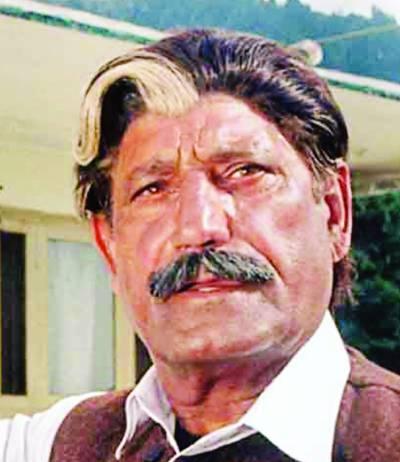 پشتو اداکار عمر دراز خلیل انتقال کر گئے