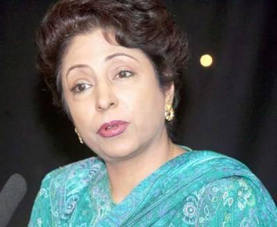 بھارت کے ساتھ کشمیر سمیت تمام مسائل مذاکرات سے حل کرنا چاہتے ہیں : ملیحہ لودھی