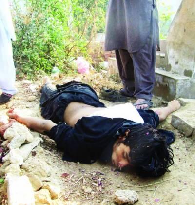 حیدر آباد: جھڑپ میں خودکش جیکٹ پہنے دہشت گرد ہلاک، کیچ میں بھی ایک مارا گیا