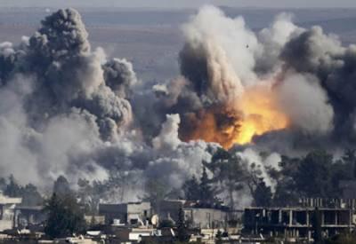 شام: بمباری' القاعدہ سے وابستہ رہنے والے گروپ کے کمانڈروں سمیت 25 جنگجو ہلاک