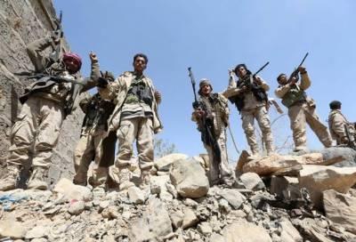 یمن میں شدید جھڑپیں' 11 فوجی اور 15 القاعدہ جنگجو مارے گئے