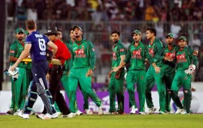 بنگلہ دیش سے فتح روٹھ گئی نیوزی لینڈ میں لگاتار چوتھی شکست