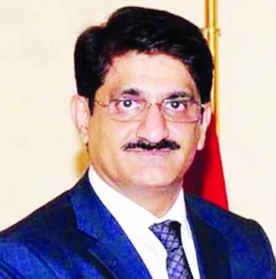 نااہل افسران کی میری ٹیم میں جگہ نہیں کام کریں ورنہ گھر جائیں، باتیں نہیں اب ایکشن ہوگا: وزیراعلی سندھ