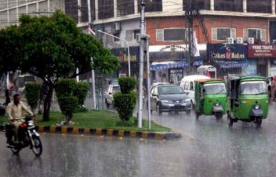 طویل خشک سالی کے بعد لاہور سمیت کئی شہروں میں بارش، موسم خوشگوار، بجلی ، گیس کی بندش جاری