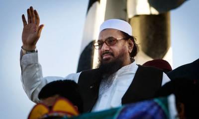 پاکستان کے استحکام کیلئے کشمیر سے بھارتی قبضہ چھڑانا ضروری ہے: حافظ سعید