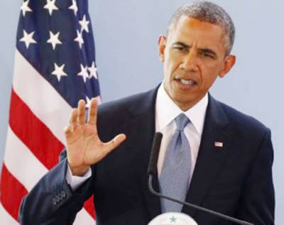الوداعی تقریب: امریکی افواج کی قیادت کرنا میرے لئے اعزاز کی بات ہے: اوباما