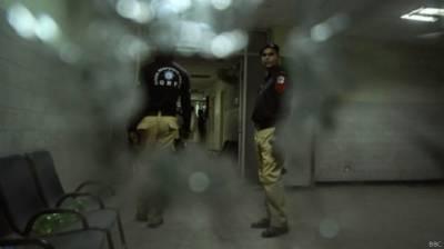کراچی: بیوی کو قتل کر دیا خود کشی کا رنگ دینے کی کوشش