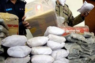 کراچی، ایک ارب 20 کروڑ کی منشیات سمگل کرنیکی کوشش ناکام، 10 گرفتار