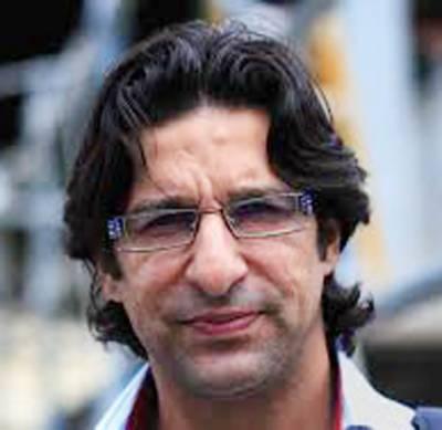 کراچی: گواہی کیلئے عدالت میں پیش نہ ہونے پر وسیم اکرم کے وارنٹ گرفتاری