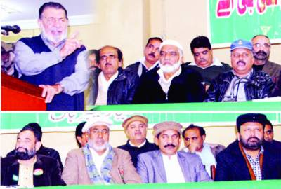 2 فروری کو ریفرنڈم میں کامیابی پر یونین بہترین خدمات انجام دیگی : خورشید احمد