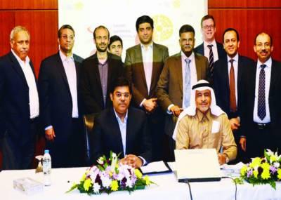 بحریہ ٹائون اور سعودی جرمن ہاسپٹل میں ملکی تاریخ کا سب سے بڑا ہیلتھ کیئر معاہدہ