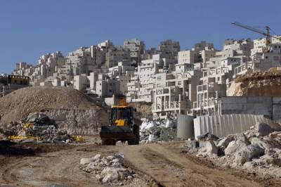 اسرائیلی ڈھٹائی مقبوضہ بیت المقدس میں یہودیوں کے لئے مزید153 گھر تعمیر کرنے کی حتمی منظوری