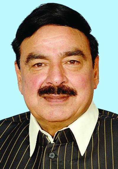 لیگی وزراء ملک کو خانہ جنگی کی طرف دھکیلنا چاہتے ہیں:شیخ رشید