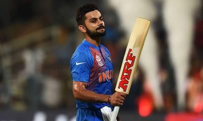 کوہلی کی کپتانی میں پہلا ٹی ٹونٹی میچ بھارت کوانگلینڈ کے ہاتھوں شکست