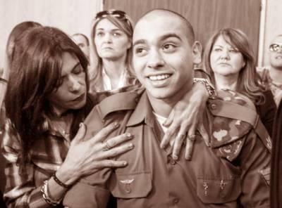 نہتے زخمی فلسطینی کے قاتل اسرائیلی فوجی کو 18 ماہ قید