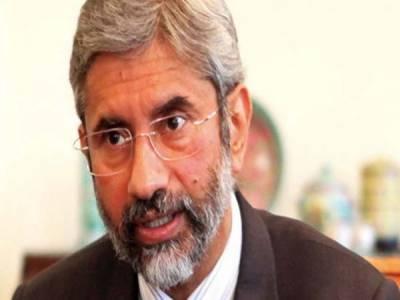 مسعود اظہر کے معاملے پر چین کو رام کرنے کیلئے بھارتی سیکرٹری خارجہ بیجنگ پہنچ گئے