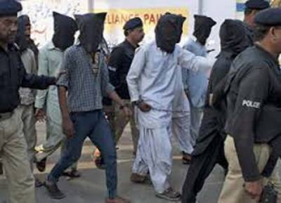 ہنگو' کوئٹہ' گوجرانوالہ' پنڈی سمیت کئی شہروں میں آپریشن جاری 500 گرفتار 59 افغان ڈی پورٹ