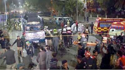 لاہور: خودکش حملے کے تانے بانے بھارت سے جا ملے، جماعت الاحرار کا آئی پی ایڈریس چنائی کا نکلا
