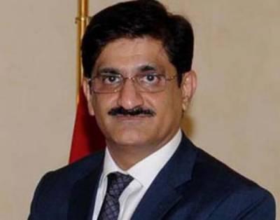 دہشت گردوں کیخلاف موثر آپریشن کیا جائے: وزیراعلیٰ سندھ