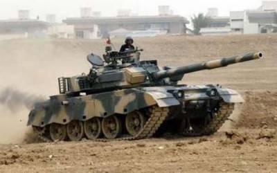 الخالد ٹینک مکمل طور پر پاکستان میں تیار ہونگے، یوکرائن کیساتھ ایم او یو پر دستخط