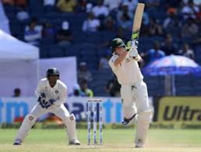 بنگلور ٹیسٹ : آسٹریلیا کے 6وکٹوں پر 237رنز