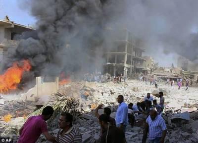 شام میں داعش کے 2 خودکش حملے،فورسز کے حامی 15جنگجو ہلاک