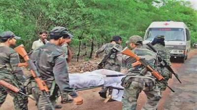 مقبوضہ کشمیر : چودہ گھنٹے طویل جھڑپ' کمانڈر سمیت تین مجاہدین شہید ہونے کی تصدیق' دو بھارتی فوجی جہنم رسید' میجر سمیت پانچ زخمی