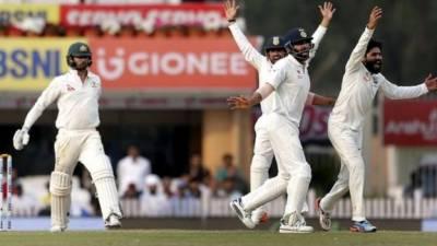 آسٹریلیا اور بھارت کے درمیان رانچی ٹیسٹ ڈرا