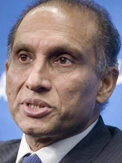 اتار چڑھاؤ کے باوجود پاکستان' امریکہ مضبوط شراکت دار ہیں: اعزاز چودھری