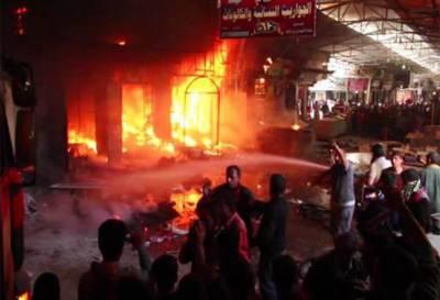 سینیگال: مذہبی اجتماع میں آتشزدگی' بھگدڑ' 22 افراد جاں بحق' 20 کی حالت تشویشناک