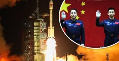 چین نے پہلا کارگو خلائی جہاز خلا میں بھیج دیا
