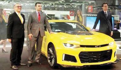 قطر میں لگژری گاڑیوں کی سالانہ نمائش