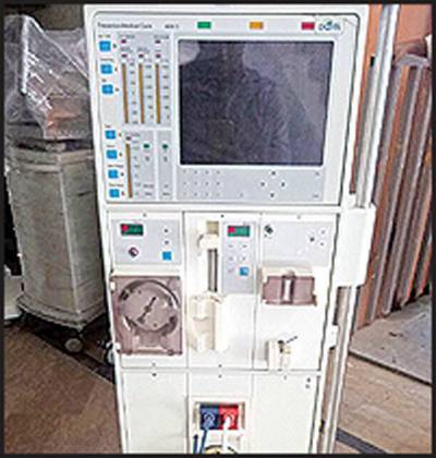 سماجی رہنما اظہرحسین بلوچ نے سول ہسپتال کیلئے ڈائیلسز مشین عطیہ کر دی