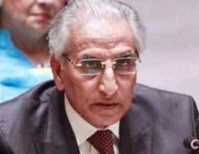 50 برس ملک کی خدمت کی ، الزامات بے بنیاد ہیں : طارق فاطمی
